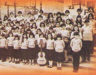 Detall del cartell promocional de l'acte d'homenatge als Xics de Sarrià de Dalt Foto: PARLEM SARRIÀ.