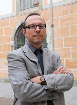 SALVADOR SAMITIER  DIRECTOR DE L'OFICINA DEL CANVI CLIMÀTIC DE LA GENERALITAT